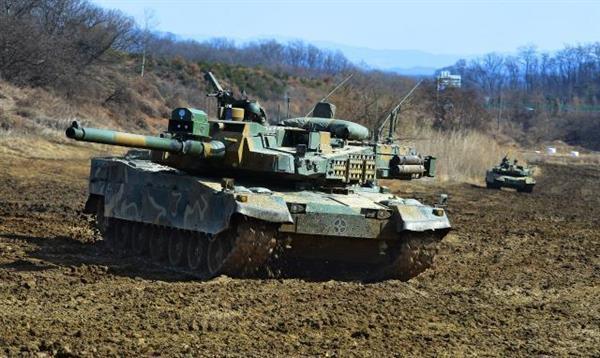 【衝撃】韓国の新型K2戦車、開発失敗でメーカーがギブアップwwwwwwwwwwwwwwのサムネイル画像