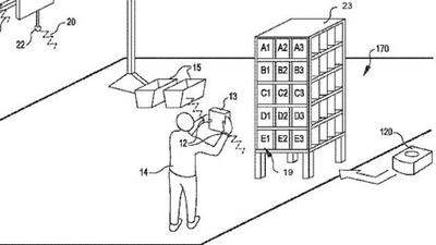 【奴隷速報】Amazonが仕事中の手の動きを監視する「リストバンド」の特許取得へwwwwwwwwwwwwのサムネイル画像
