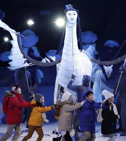 【平昌五輪】韓国、「文化強国」アピールに大成功の模様wwwwwwwwwwwのサムネイル画像
