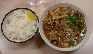 中国人「何で日本人はラーメンと一緒にライス食べるの?」のサムネイル画像