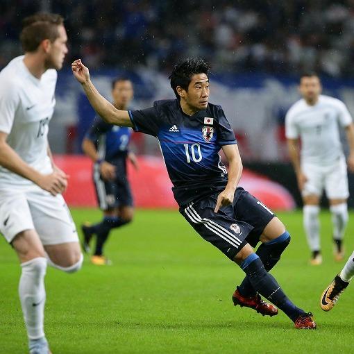 【日本代表】香川真司「正直、なんの意味がある試合だったのかなと。」 マッチメイクを疑問視wwwwwwのサムネイル画像