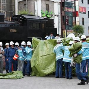 【速報】新橋駅前騒動の原因が判明wwwwwwwwwwwwwwwのサムネイル画像
