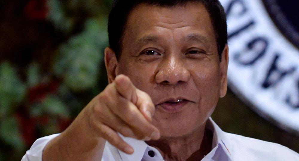 【フィリピン】ドゥテルテ大統領、自身の射殺を許可するwwwwwwのサムネイル画像