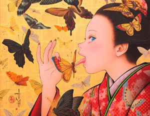 漫画家「日本に帰りたい気持ちがどんどん薄れる。気持ち悪いニュースばかり」 のサムネイル画像