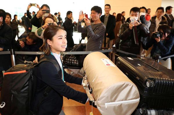 【平昌五輪】日本選手、韓国から逃げるように帰国ラッシュwwwwwwwwwwwwwwのサムネイル画像