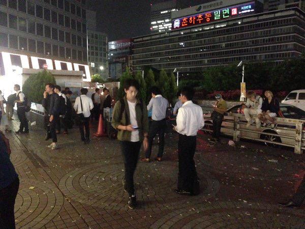 【画像】韓国の駅前があまりにも汚すぎると世界中で話題にwwwwwwwwwwwwwwwのサムネイル画像