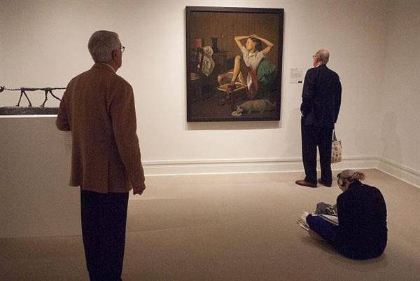 【芸術か猥褻か】バルテュスの少女画「夢見るテレーズ」撤去を求める署名1万超集まるのサムネイル画像