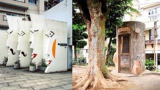 【画像】日本の公衆トイレに世界中が熱狂wwwwwwwwwwwwのサムネイル画像