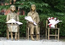【韓国】慰安婦少女像。設置賛成派と反対派で衝突不可避かのサムネイル画像