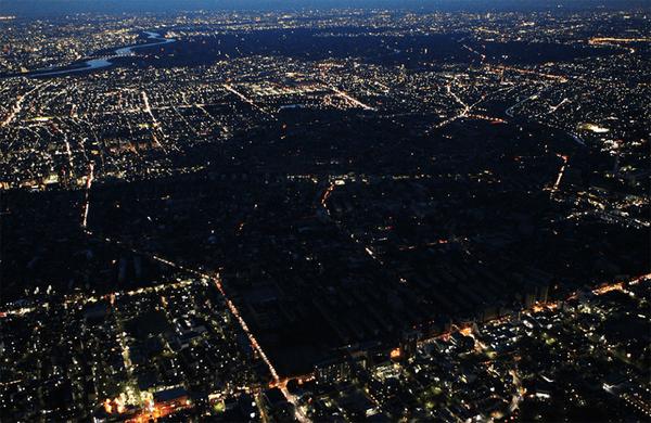 東京都で大規模停電のサムネイル画像