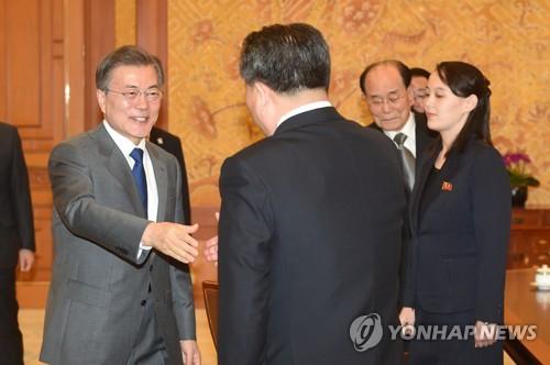 【悲報】韓国の文在寅大統領、北朝鮮と3時間も対談したのにwwwwwwwwwwwwのサムネイル画像