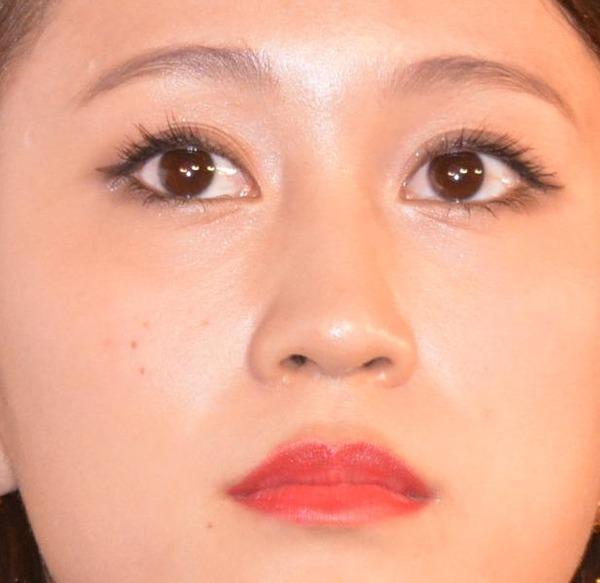 「似てるね」って言われたくない女性有名人ランキング3位:倖田來未、2位:剛力彩芽、1位:前田敦子