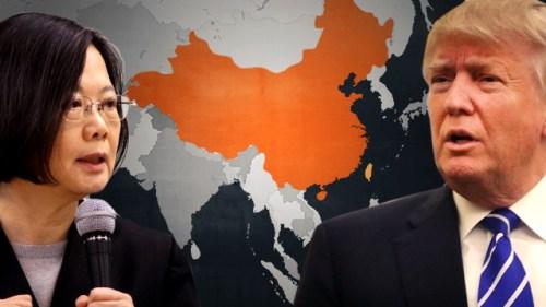 【衝撃】米国、台湾との関係強化!!→ 中国大反発 クル━━━━(゚∀゚)━━━━!!のサムネイル画像