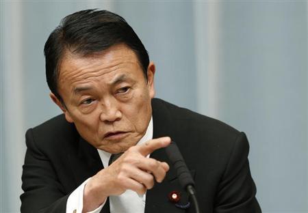 【会見】朝日新聞記者のしつこい質問に麻生財務相がキレた結果wwwwwwwwwwwのサムネイル画像