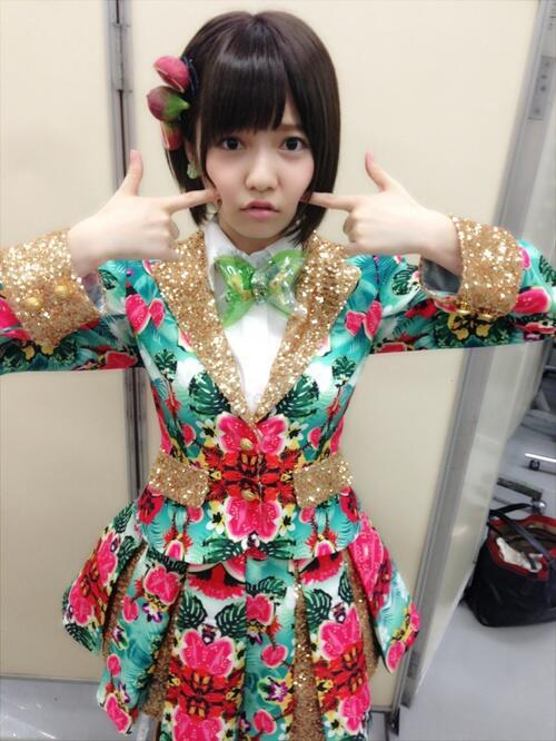 【AKB48】ぱるる(19) またも体調不良でダウン! 握手会を中止のサムネイル画像