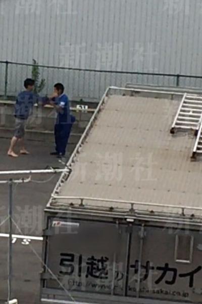【動画】「サカイ引越センター」でパワハラ暴行事件発生wwwwwwwwwwwwのサムネイル画像