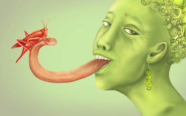 """【未来予測】2050年には人口98億人 """"昆虫""""を食べないと餓死するのサムネイル画像"""