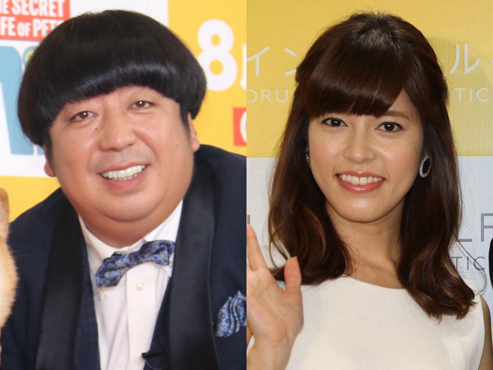 【衝撃】バナナマン日村、神田愛花アナと結婚wwwwwwwwwwwwwwのサムネイル画像