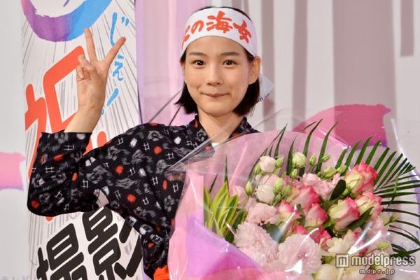 【画像】能年玲奈ちゃんのV字口wwwwwwwwのサムネイル画像