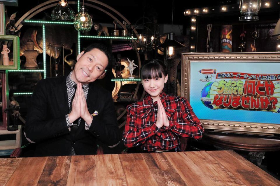 【芦田愛菜さん】正月特番司会、東野幸治脱帽「全然かまないですね」のサムネイル画像