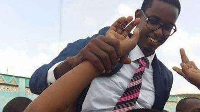 【すまん、間違った】ソマリア治安部隊、謝って最年少大臣殺害のサムネイル画像