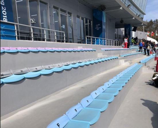 【平昌五輪】韓国人「韓国が開催国だ!」 IOC予約のVIP席を占拠 → その結果wwwwwwwwwwwのサムネイル画像