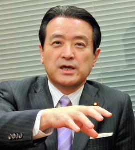 【カジノ法案】江田憲司氏「人の不幸を踏み台にして経済成長を図るのか」のサムネイル画像