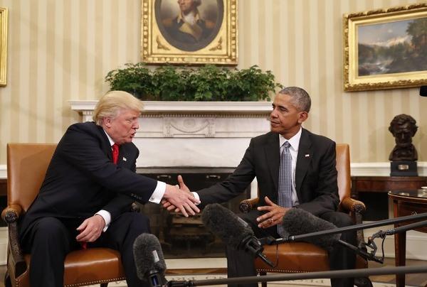 【朗報】トランプ「オバマ良い奴だったし、オバマケアは撤廃ではなく修正にするわwwwwwww」← なんか良いやつっぽくてワロタのサムネイル画像