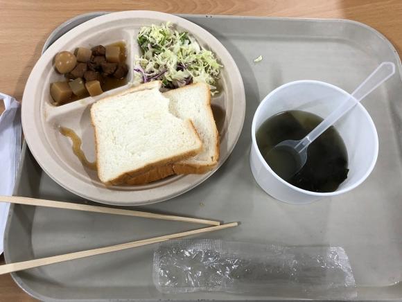 【韓国】「刑務所よりもひどい」平昌五輪スタッフがクソ食堂に激おこへwwwwwwwwwwwwwwのサムネイル画像