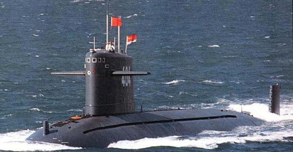 【悲報】中国の原子力潜水艦、激しい「騒音」で日本海上自衛隊に探知されるwwwwwwwwwwwのサムネイル画像