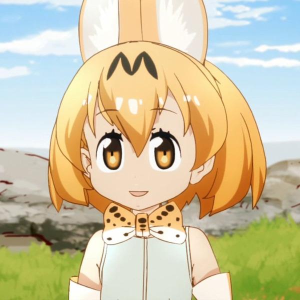けものフレンズのサーバルちゃん役の尾崎由香さんが可愛いと話題にのサムネイル画像