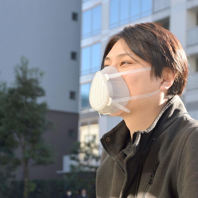 「マスクをすると息苦しい」→ この問題を解決する画期的な商品が誕生wwwwwwwwwwwwwwwwwのサムネイル画像