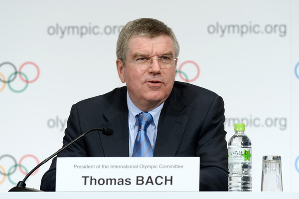 【東京五輪】IOC・バッハ「ボートなど競技会場が韓国?それは単なる噂だ。」のサムネイル画像