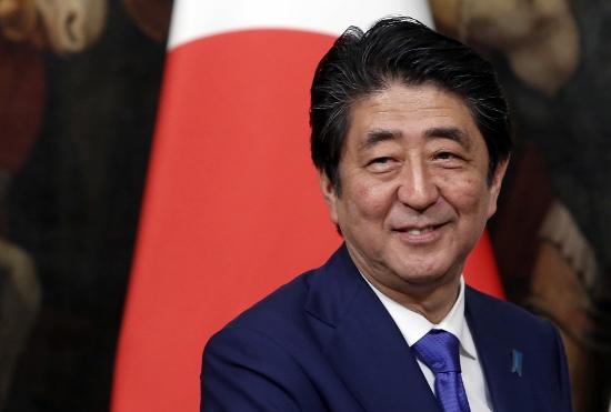 【出発】安倍首相、韓国へ旅立つのサムネイル画像