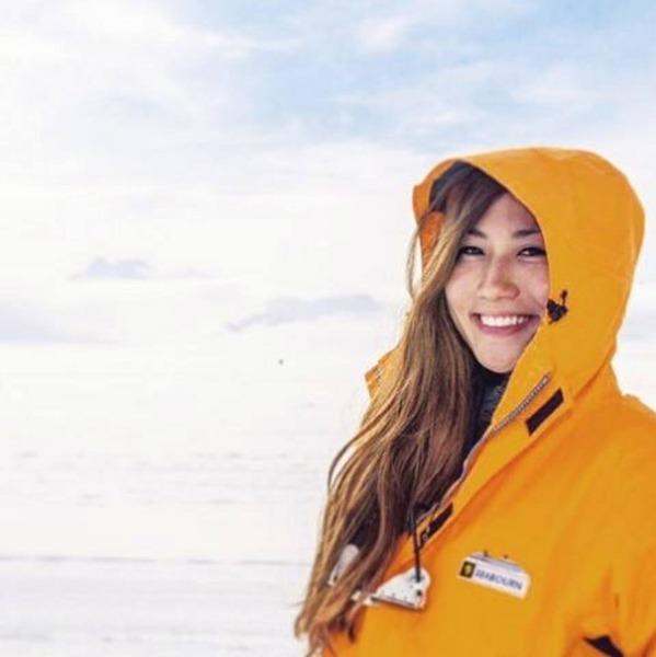 19歳の女子大生がエベレスト登頂と連絡…。国内最年少更新。南谷まりんさん。のサムネイル画像