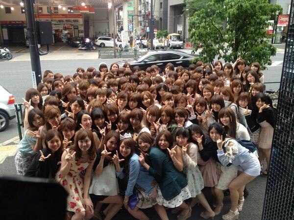 【悲報】日本のビッチ共の見分けが付かない件wwwwwwwwwwwwwwwwwwのサムネイル画像