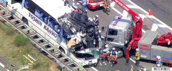 【東名高速事故】飛んできた車、運転手「とっさの判断」で乗客の死者ゼロだった模様・・・のサムネイル画像