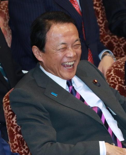 【総理候補】再び、麻生太郎総理の誕生かwwwwwwwwwwwwwwwwwwのサムネイル画像