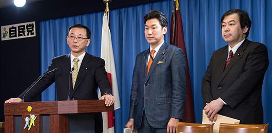 【北核実験】自民党が緊急党声明「政府は万全の態勢、早期に構築を」のサムネイル画像