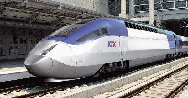【悲報】韓国の高速鉄道、ひびの入った窓にビニールをかぶせ運行wwwwwwwwwwwのサムネイル画像