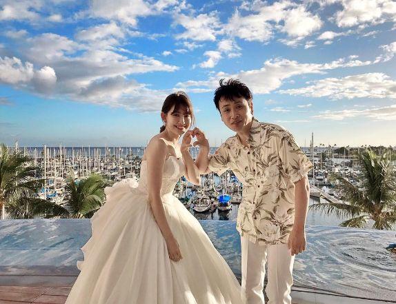 【速報】 こじはるとアンジャッシュ児嶋 結婚のサムネイル画像