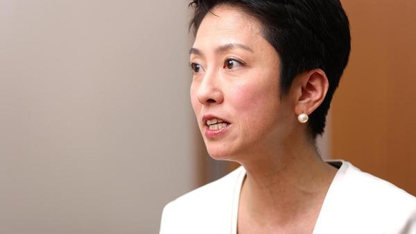 【民進党】蓮舫代表「隠し続ける政治とは、しっかり戦う!」のサムネイル画像