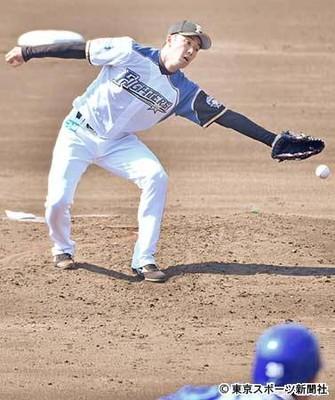 【野球】斎藤佑樹が二軍戦で無四球の大活躍!!→「こんなもんかなって感じです」のサムネイル画像