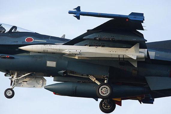 【防衛省】超音速空対艦ミサイル「ASM3」開発完了 → 量産へのサムネイル画像