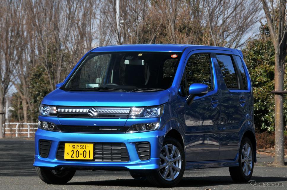お前らのコンビニカー、スズキ「ワゴンR」5年ぶり全面改良 FF145万円 4WD147万0960円のサムネイル画像
