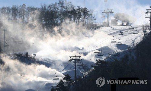 【韓国】タイム誌「平昌五輪、史上最も寒い五輪」寒さの種類が違う模様wwwwwwwwwwwwのサムネイル画像