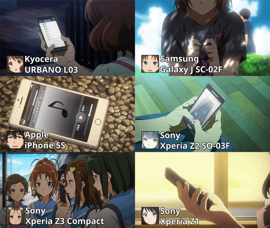 女子高生「iPhoneじゃないと恥ずかしい」キモオタ「Androidの方が便利!iPhoneはゴミ!」のサムネイル画像