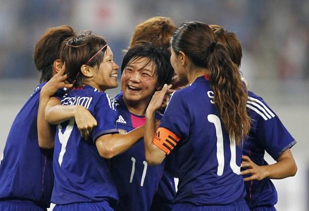 なでしこjapan、韓国に2-1で勝利のサムネイル画像