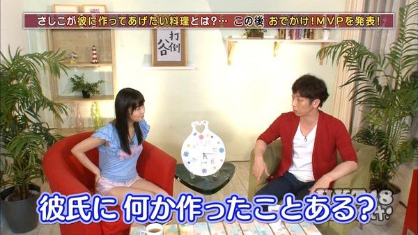 【画像あり】AKB48指原莉乃「彼氏にカレー作ったことある」のサムネイル画像