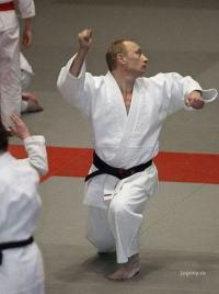 【柔道】プーチン首相「ロシア代表チームに入れてくれても良い」と語るのサムネイル画像